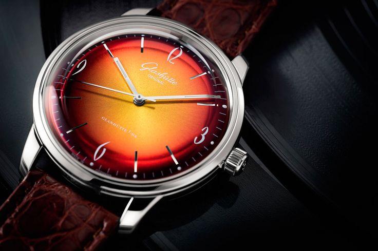 Glashütte Original Sixties Iconic Red amb
