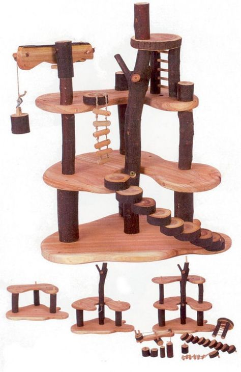 {Tree House Set} imagination not included