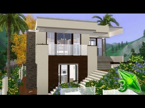 Amazing The Sims 3 House Designs   Modern Oasis   Aspire Outlook
