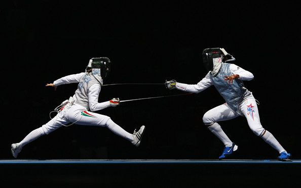 Try fencing