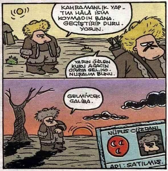 Özer Aydoğan Karikatürleri