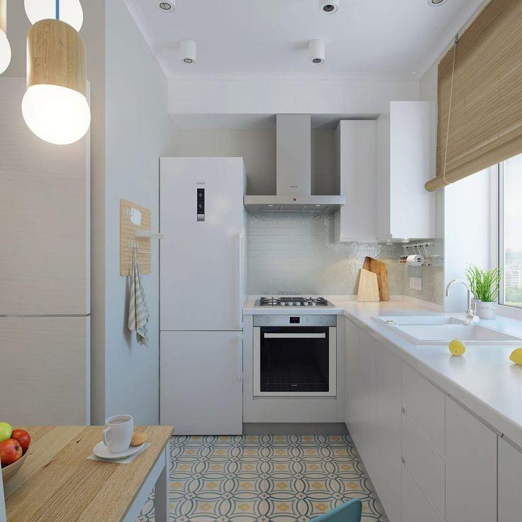 Busca imágenes de Cocinas de estilo escandinavo de Ekaterina Donde Design. Encuentra las mejores fotos para inspirarte y crea tu hogar perfecto.