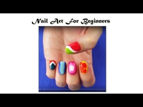 Nail Art For Beginners    Makeup Tutorial Channel... See More Here : http://goo.gl/jDA1dc  Hope Your Enjoy! ..... Like, Share, Comment & Subscribe Us!  More Makeup Tutorial Channel videos ... Click Here: https://www.youtube.com/channel/UC3SbRN6zFEgCdnKHZj28B4w #nailart #nailarttutorial #nailarttutorialvideo