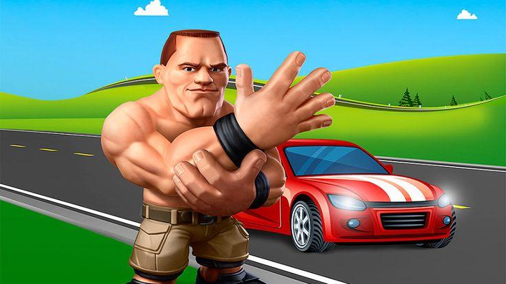 WWE SLAM CITY - Dibujos animados - Series infantiles - Inglés - Juegos - NeoxKidz.com