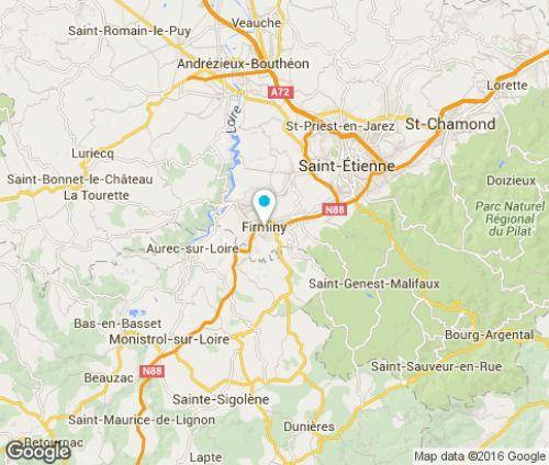 Une femme de 47 ans meurt après avoir été heurtée par un autocar à la gare de Firminy (Loire)