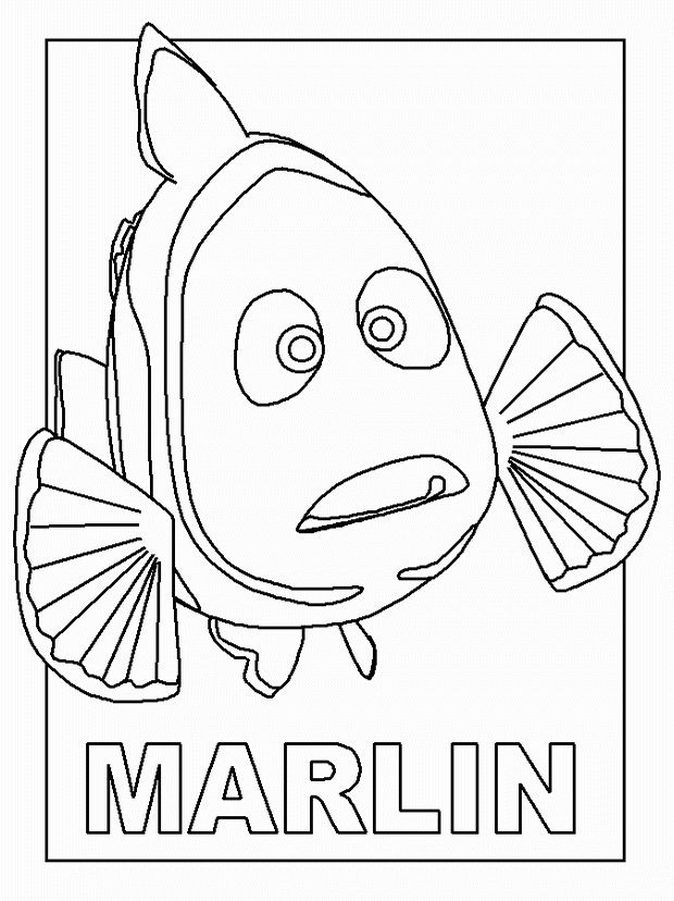 27 best Finding nemo images on Pinterest | Finding nemo coloring ...