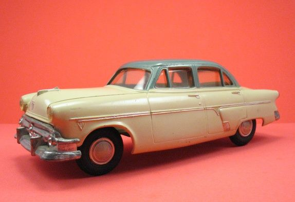 1000 images about ford promotional model cars on for 1954 ford customline 4 door