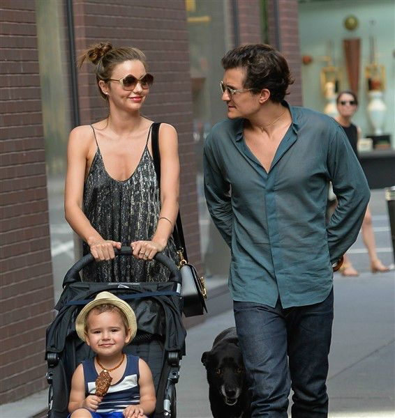 Well they're darling Miranda Kerr and Orlando Bloom's cutest family moments