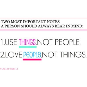 Some people really have this backwards