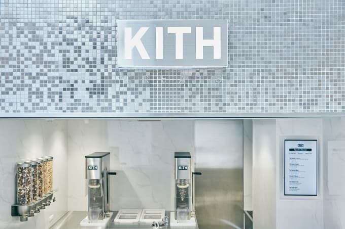 Check out this amazing new Cereal Bar concept KITH Treats Tokyo! Using Rosseto dispensers of course ;) Click the pin to read the full piece.