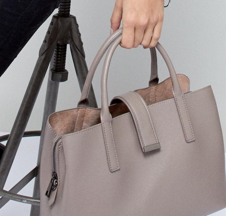 ASOS | Мягкая сумка-тоут ASOS DESIGN