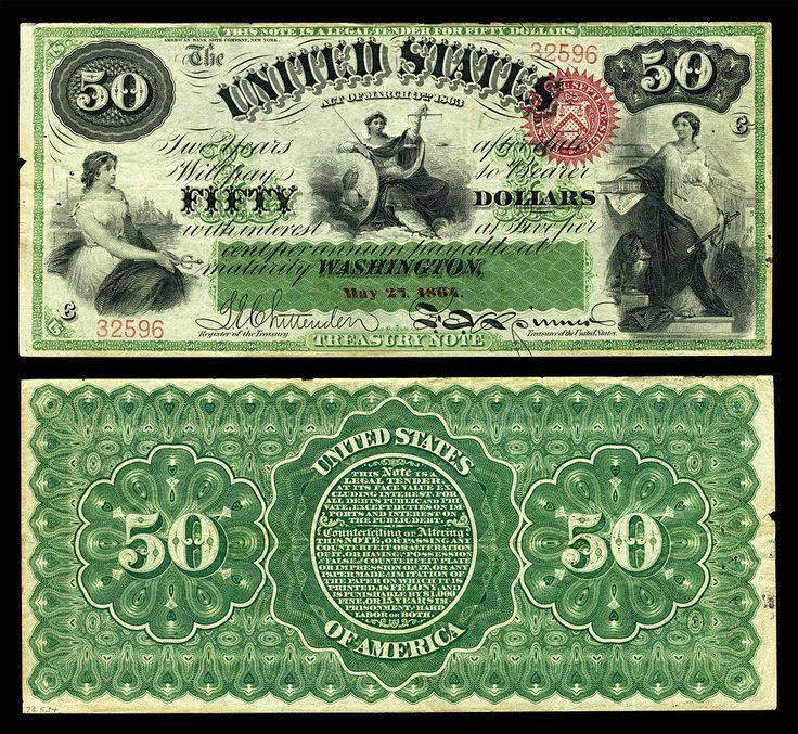 $50 1864