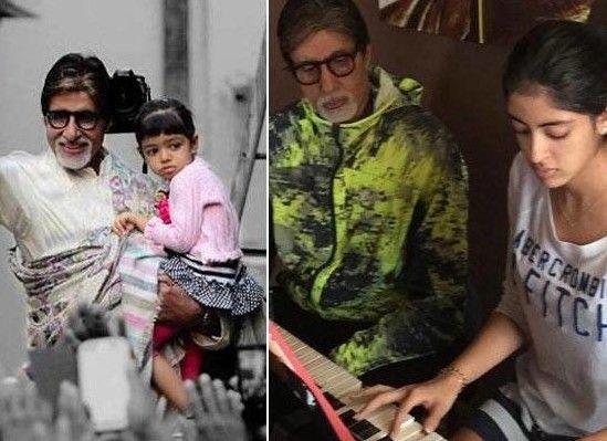 Amitabh Bachchan's Heartfelt Letter To His Grand-Daughters – Navya and Aradhya