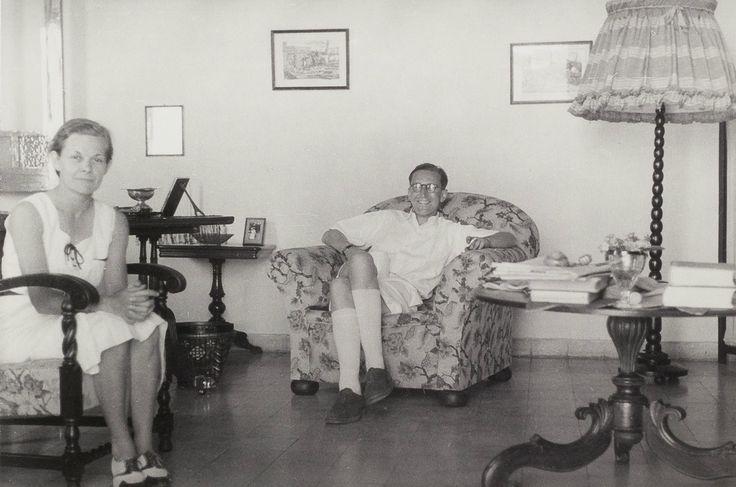 Familie Heil, Soerabaja 1938