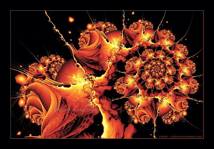 Magma Chamber by Velvet--Glove on @DeviantArt