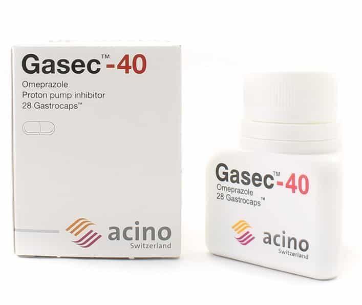Gasec 40 هو أحد ادوية المعدة التي تعالج أكثر من حالة مرضية نتعرف عليها في سياق هذا التقرير الطبي الشامل عن دواعي استعمال Ashley Johnson Selina Kyle Omeprazole