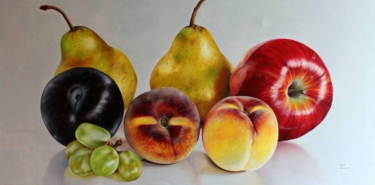 "Saatchi Art Artist Carlos Bruscianelli; Painting, ""bodegon 19"" #art"