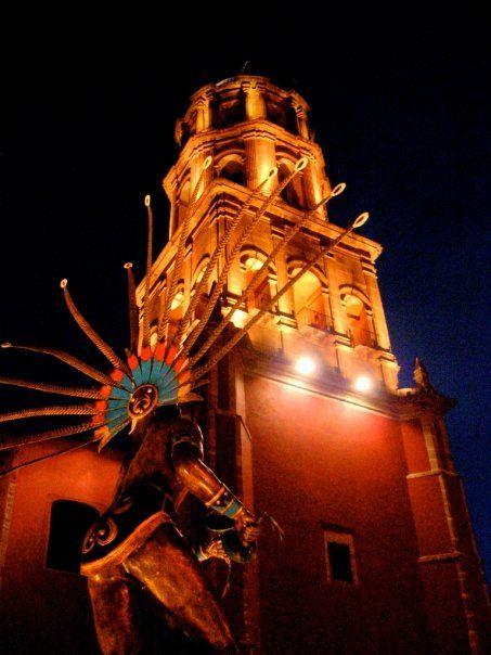 queretaro mexico historic district