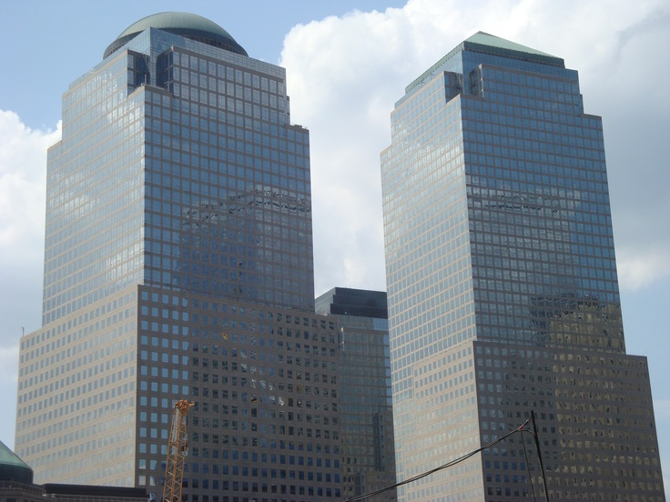 WTC surviving buildings