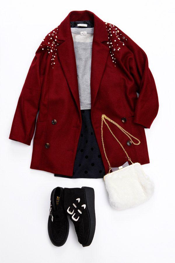 ルミネエスト新宿のアイテムで「値段もデザインもカワイイ冬のデート服」コーディネイトのレッスン!ライブデートはセクシー&キュートに!人気スタイリスト田沼智美さんがシンプルでかわいいをテーマに、毎日のコーディネイトに役立つアドバイスをお伝えします。