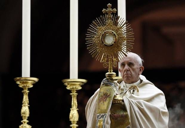 Paus Fransiskus Serukan Puasa dan Doa untuk Perdamaian di Suriah. #Pope