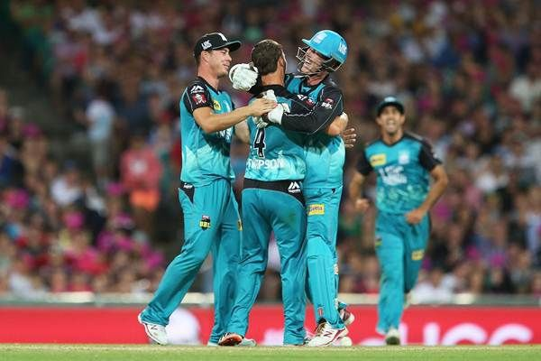 BBL 7 Match 8 Preview: Brisbane Heat and Sydney Thunder lock horns at the Gabba