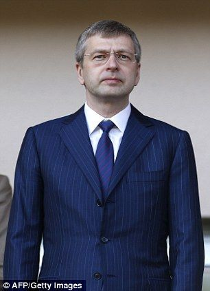 Buy me love: Dmitry Rybolovlev holds the distinction of paying the most for a divorce settlement
