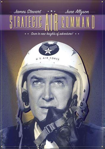 Strategic Air Command [DVD] [1955]