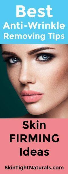 best anti wrinkle skin-firming moisturizer tips. Find more relevant stuff: skintightnaturals.com