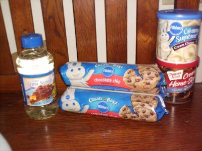 The Great American Cookie Company cookie cake recipe