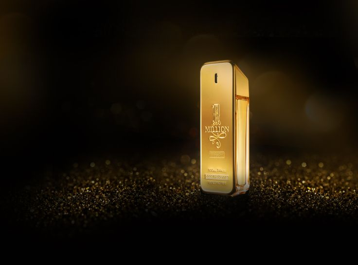 1 MILLION Absolutely Gold - Parfum by Paco Rabanne