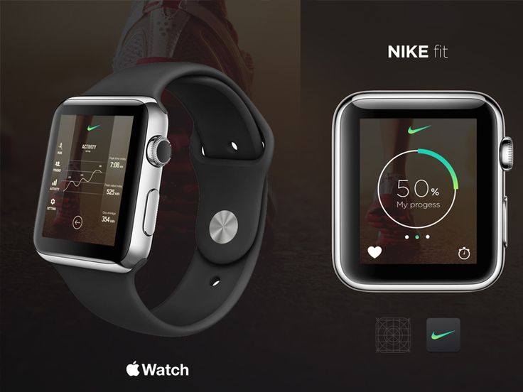Nike Concept for Apple watch