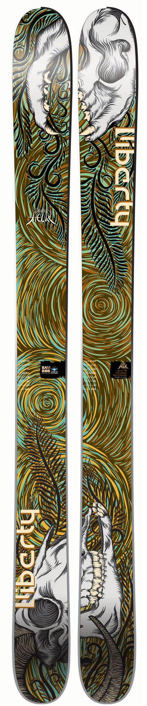 Liberty Skis Double Helix (2014)