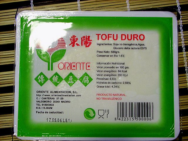 tofu! 500g 0,60€ Tienda de alimentación oriental C/ Mozart, Principe Pio (Madrid)   Gluten free Vegan and Vegetarian bouillon cubes and gravy.Our gluten cost-free recipes are rapid and are created with our bouillon cubes, granules, powder and gravies. - http://massel.com/