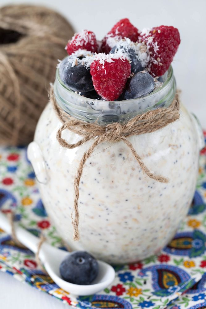 The Easiest Overnight Oats Recipe! – Kayla Itsines