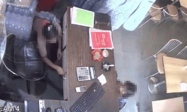 नवी मुंबई में चोरी की घटना CCTV में कैद, हैरान हुए पुलिस और मालिक