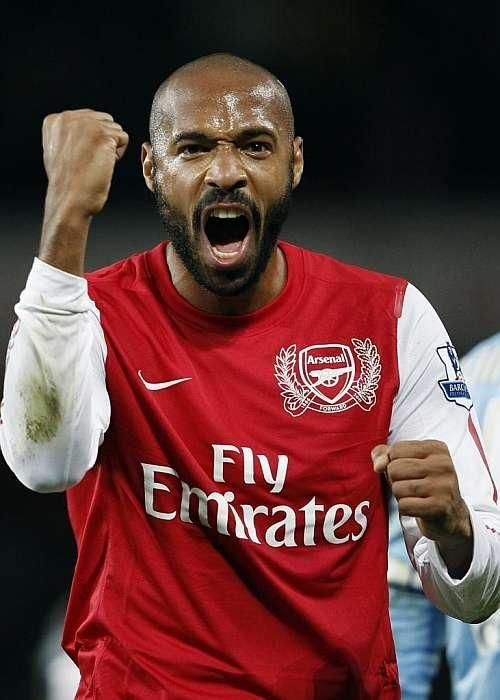 Thierry Henry #Arsenal