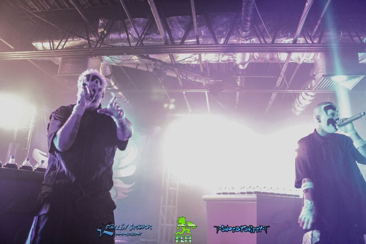 "insane clown posse riddlebox tour | Insane Clown Posse's ""Riddle Box"" Tour – Clifton Park, New ..."