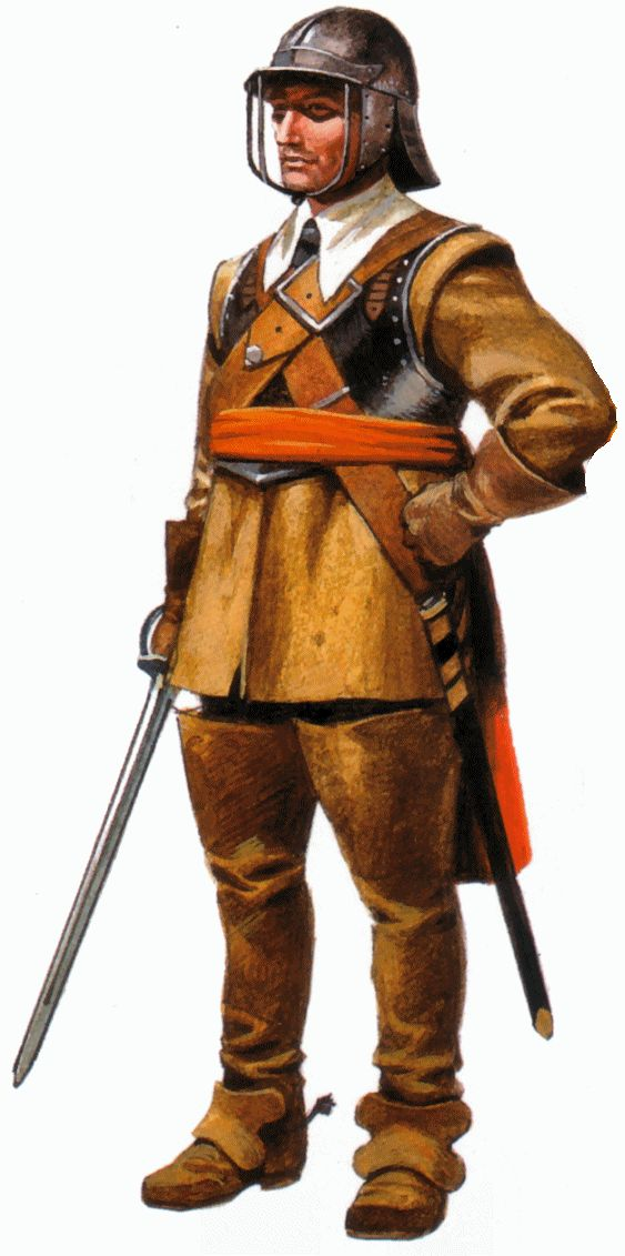 What Roundheads Looked Like