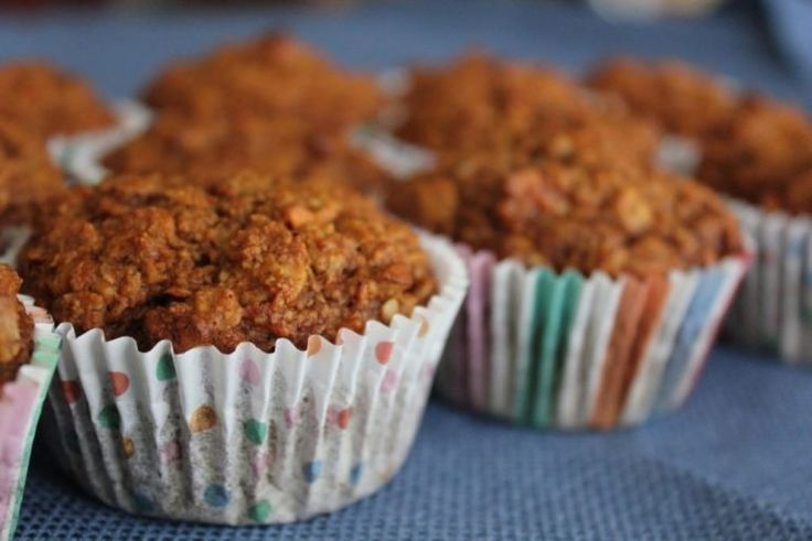 Healthy and delicious make-ahead sweet-potato muffins will take away the what's-for-breakfast stress.