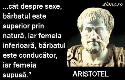 Platon şi Aristotel despre femei | diane.ro