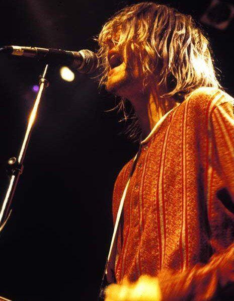 Kurt Cobain Live in Hollywood, October 27, 1991