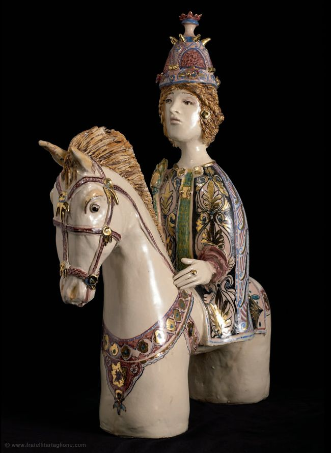 cavaliere di d.pinto