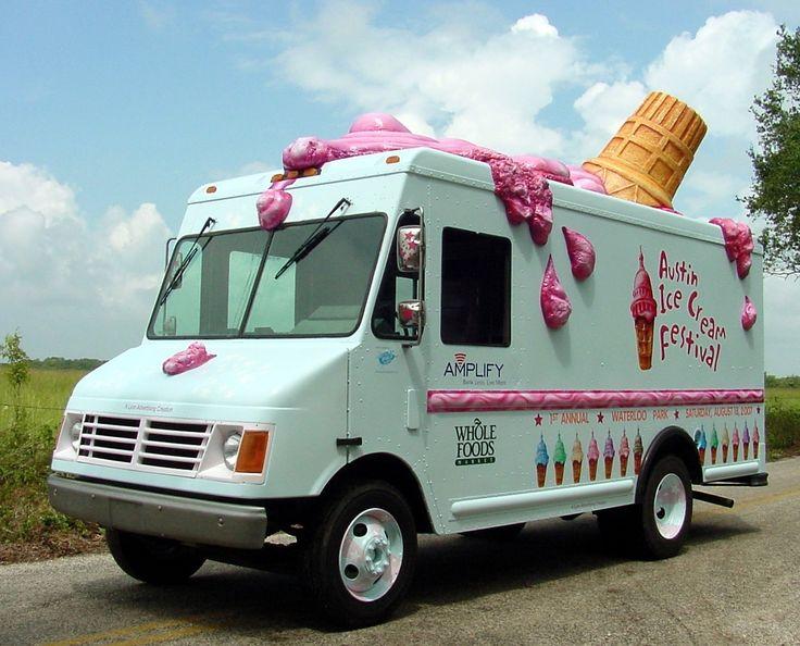 ice cream truck - Google Search