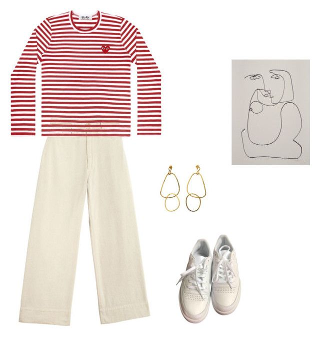 """""""Untitled #212"""" by charlottemartin ❤ liked on Polyvore featuring Reebok"""