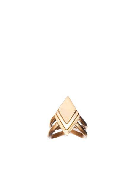 Gillian Steinhardt Jewelry - Labyrinth Ring