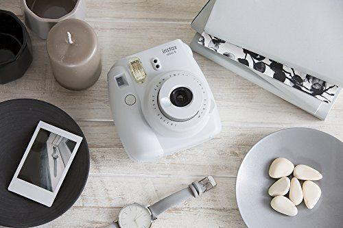Fujifilm Instax Mini 9 Instant Camera, Smokey White: Amazon.ca: Camera & Photo