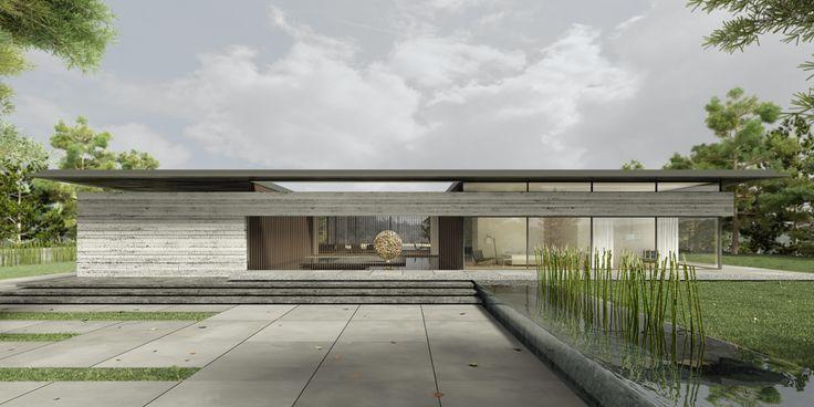SAVYON HOUSE 3 pitsou kedem architect