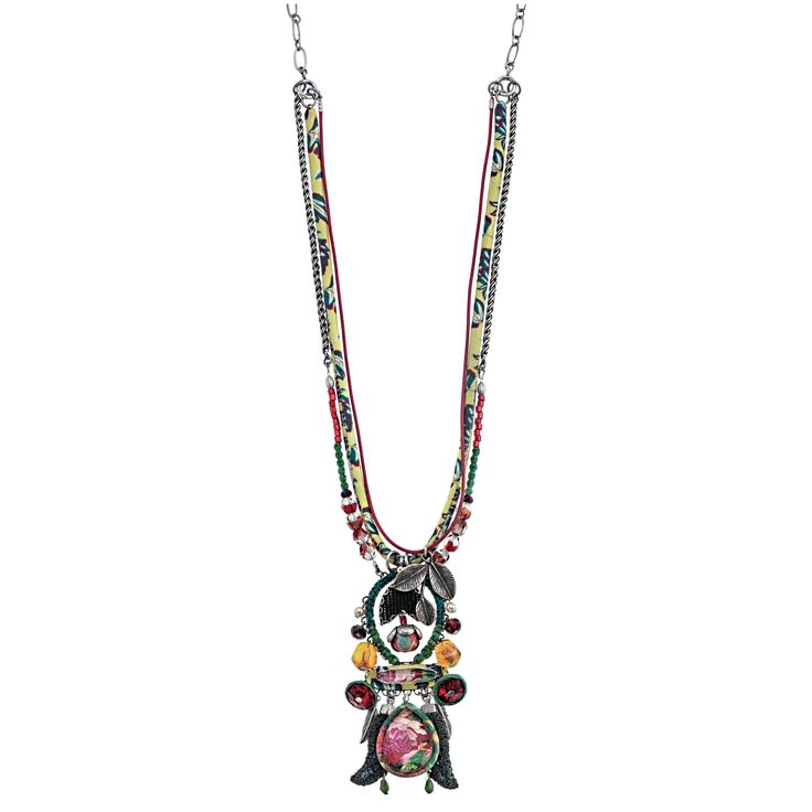 Multi Coast Peak Necklace | Ayala Bar Hip Collection – Winter 2015/16