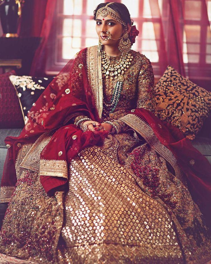 """Nupur's @sabyasachioffical themed pre-wedding concept shoot inspired by WeddingSutra On Location bridal shoots. More on WeddingSutra Editors Blog.  Photo…"""